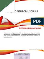 Bloqueadores Neuromusculares - copia.pptx
