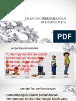 PEMANTAUN PERTUMBUHAN DAN PERKEMBANGAN BAYI DAN BALITA.pptx