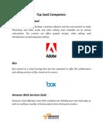 Top SaaS Companies.docx