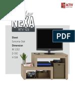 Activ Furniture - Nexa Series