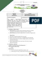 G10 English Lesson Exemplar 4th Quart