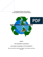 Essay Sustainable Globalization