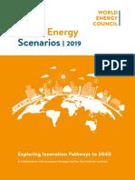 Energy scenario