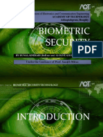 BIOMETRIC SECURITY kunal.pptx