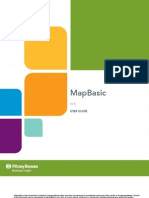 Map Basic User Guide 10.5