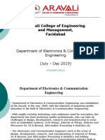 Best College for Electronics & Communication Engineering in Faridabad, Delhi NCR