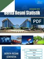 Materi Berita Resmi Statistik BPS 16 Desember 2019