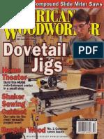 American Woodworker - 84 (December 2000)