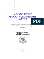 A guide to the African human rights system-1