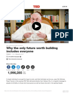 His Holiness Pope Francis_ Why the only future worth building includes everyone