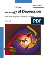 Biology of Depression From Novel Insights to Therapeutic Strategies