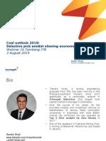 Coal Outlook 2019 - Webinar Alumni Tambang ITB - Sandro H S.pdf
