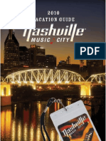 Nashville Vacation Guide 2010