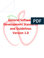 General Software Development Standards and Guidelines.docx