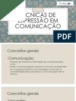 Técnicas de Expressão EM COMUNICAÇÃO.pptx