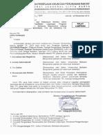 [RALAT LAMPIRAN] Surat Edaran Rekrutmen TFL 2020