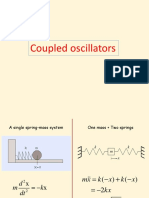 Lecture Series 04 - Coupled Oscillators - PPT.pptx