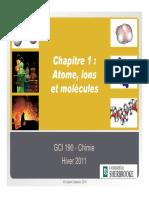GCI 190_Chapitre 1