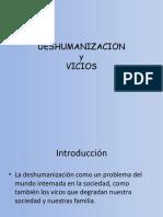 Deshumanizacion Villa