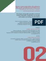 Estereótipos e preconceitos de gênero na educação profissional francesa