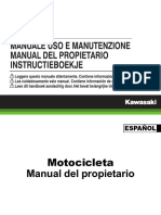 Z650 manual de usuario