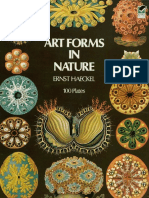 [Dover Pictorial Archive] Ernst Haeckel - Art Forms in Nature (2012, Dover Publications)