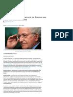 Noam Chomsky - L'espérance de vie diminue aux États-Unis non sans raison
