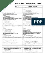 COMPARATIVES AND SUPERLATIVES_Explanation 2020