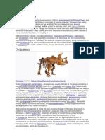 Taxon  Dinosauria.docx
