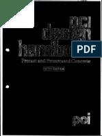 Shaikh A.F., Chairperson P.E. - PCI Design Handbook_ Precast and Prestressed Concrete (OCR).pdf