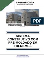 Sistema Construtivo Com Pré-Moldado Em Tremembé