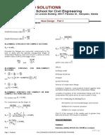 REVIEW MODULE (STEEL DESIGN 2)