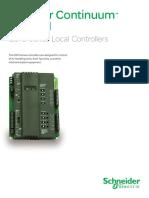 Andover-Continuum-Infinet-II-i2810-Datasheet