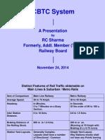 CBTC System - A Presentation - IRISET - 24112014.ppt