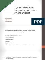 SCALE ȘI CHESTIONARE DE EVALUARE A TABLOULUI CLINIC SEC HRDS ȘI HRSA (2).pptx
