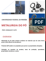 METALURGIA DO PÓ aula 1- UFPB 2019.2.pptx