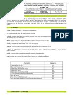 PLAN DE CONTINGENCIA CABEZAL DE VAPOR DE 165 PSIG PARA PRUEBA DEL TG5100