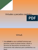 Virtudes y Pecados Capitales