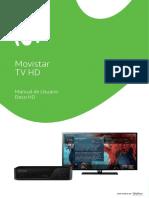 Manual de Usuario Deco DTH HD