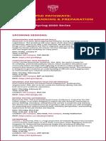 PhD Pathways Career Series_Spring 2020