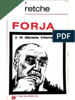 FORJA y La Década Infame - Arturo Jauretche