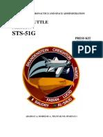 STS-51G Press Kit