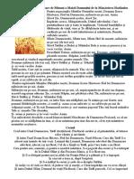 Acatistul Icoanei Făcătoare de Minuni a Maicii Domnului de la Mănăstirea Hadâmbu