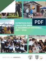 ESTRATEGIA NACIONAL DE EA 2017-2030