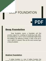 Deep foundation.pptx