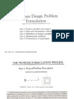 Optimum Design Problem Formulation.pptx