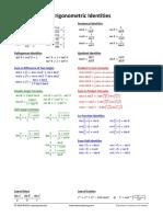 Trigonometric-Identities