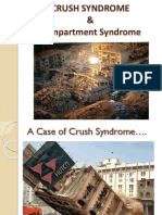 Crush Syndrome & Compartment Syndrome 2020 .ppt