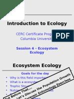 Intro to Ecoogy - ecosystem ecology.ppt