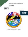 STS-56 Press Kit